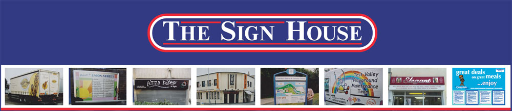 The Sign House
